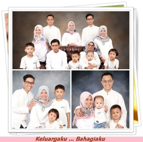 Keluarga dan Bahagiaku