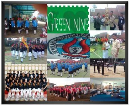 Piala Tuk SMPN 9 Cimahi