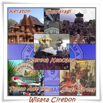 wisata yang ada lebih menampilkan jenis wisata sejarah kejayaan Islam